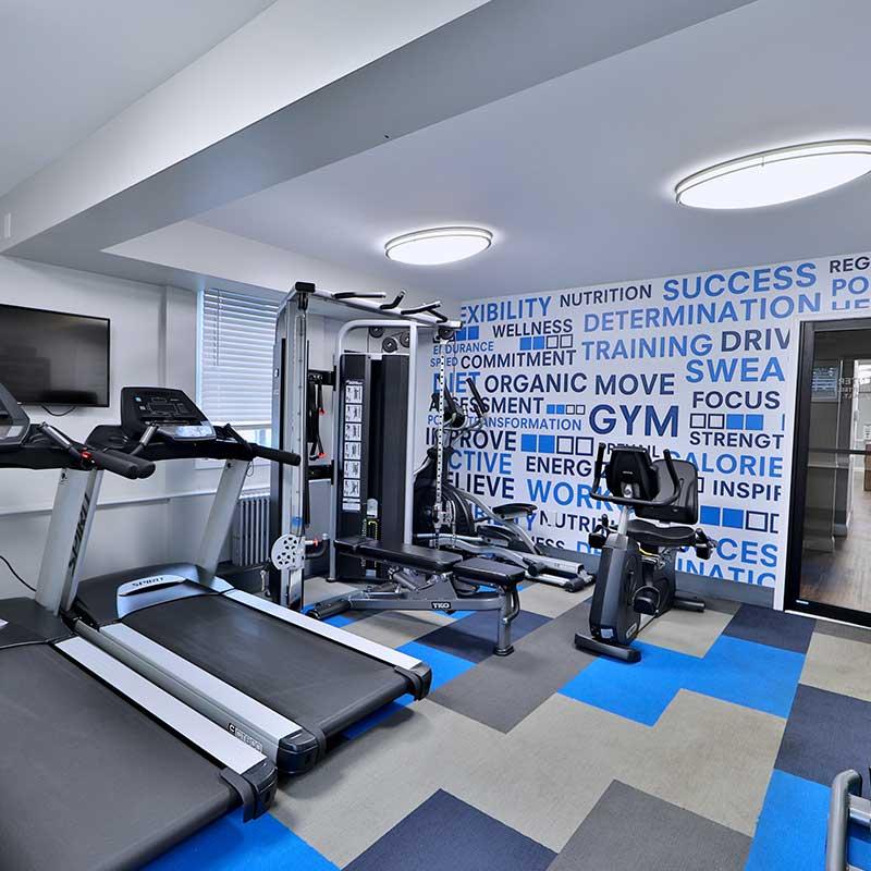 Oak Grove fitness center