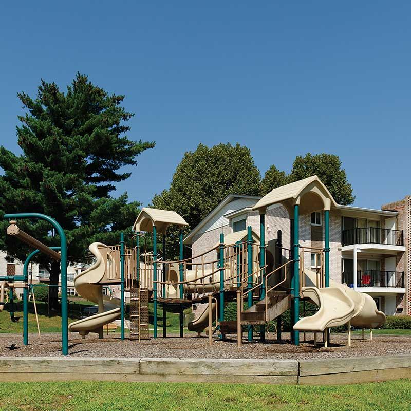 Trexler Park playground