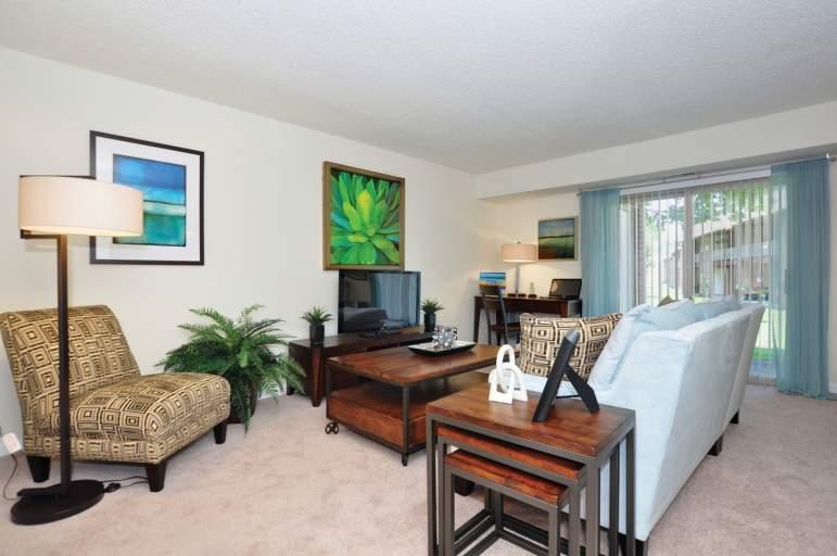 The Landings Living Room