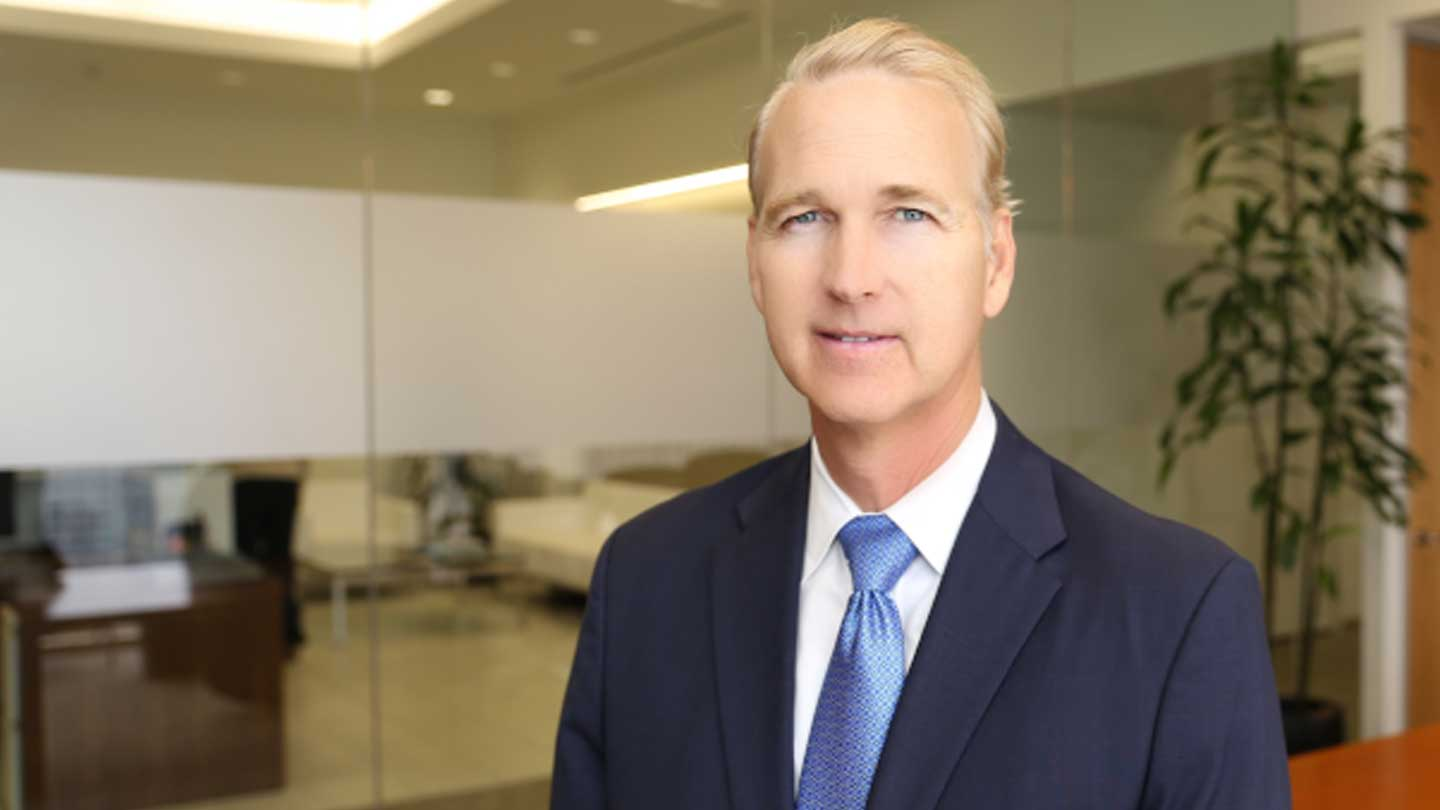 Photo of Pat JAckson, founder and CEO of Sabal Capital