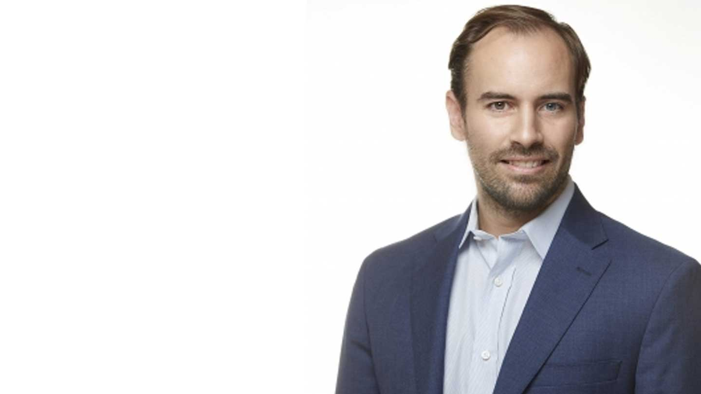 Photo of Nate Kline, Chief Investment Officer and Partner at OneWall