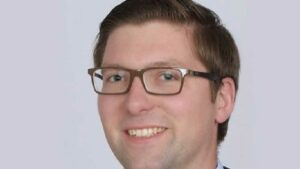 Photo of Chris Nebenzahl, institutional research manager of Yardi Matrix