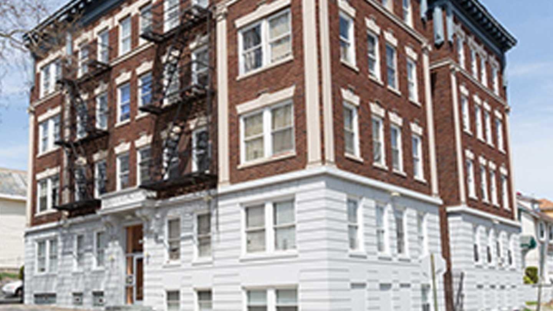 Exterior of 75 Prospect in East Orange, NJ