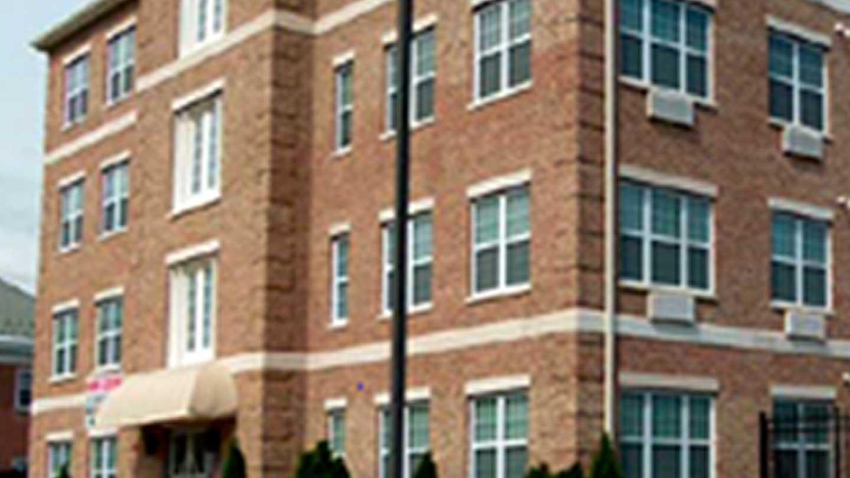 Exterior of 111 Glenwood in East Orange, NJ