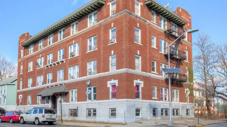 Exterior of 116 Lenox Avenue in East Orange, NJ