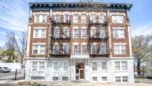 Exterior of 172 William Street in East Orange, NJ