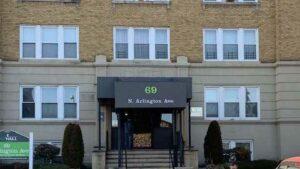 Exterior of 69 N. Arlington Ave in Newark, NJ