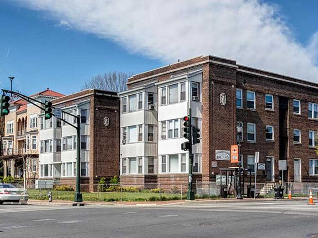 Exterior of 207 S Harrison Street in East Orange, NJ